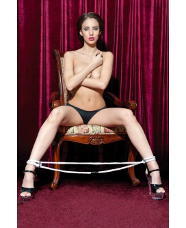 THEATRE WHITE ROPE FOR LEGS 702004