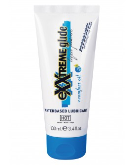 HOT EXXTREME GLIDE WATERBASED 100