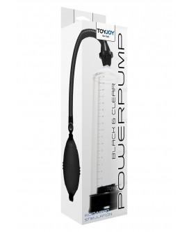 POWER PUMP BLACK-CLEAR