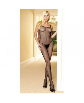 BODYSTOCKING BLACK 8671
